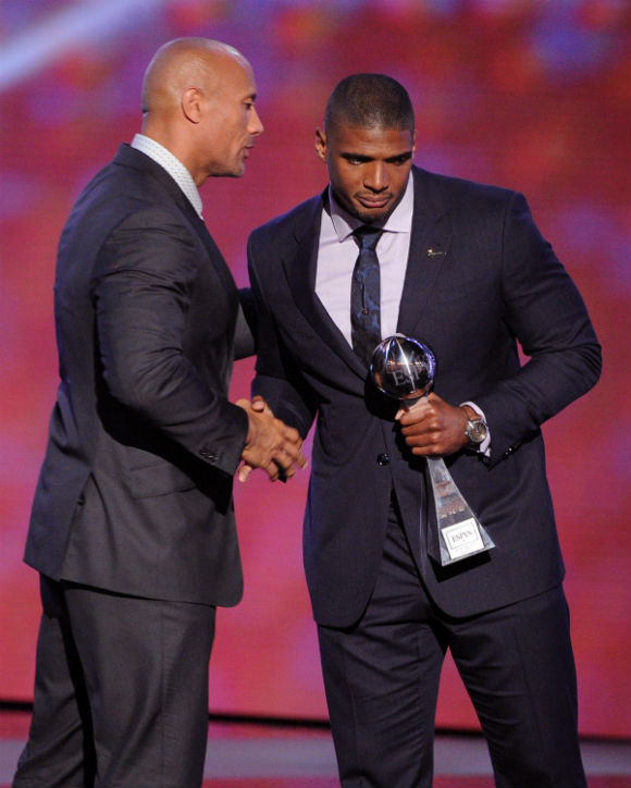 dwayne-johnson-michael-sam