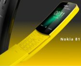 The Nokia 8110 is back: HMD Global goes retro again