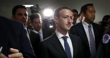 Update: Mark Zuckerberg's two day Congress Testimony.