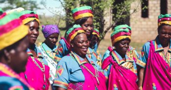 OstudioPost Culture Corner with the Tsonga Culture