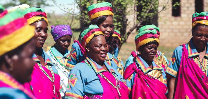OstudioPost Culture Corner with the Tsonga Culture