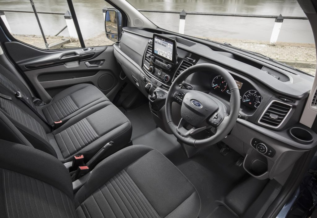 Ford X Plan Pricing >> New Ford Tourneo Custom Van with Upgraded Design and Interior - OStudio Post