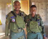 Major Mandisa Nomcebo Mfeka SA's First Black Female Fighter Pilot.
