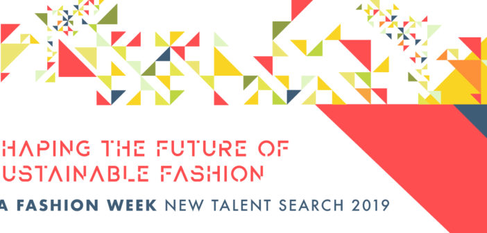"""SAFW New Talent Search """"Shaping The Future Of Sustainable Fashion"""" entries Open!"""